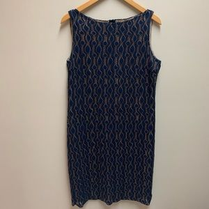Piazze Sempione Made in Italy dress US size 8